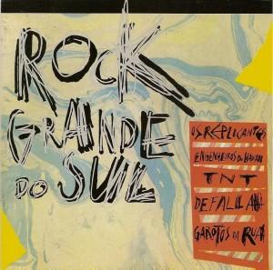Capa do disco que ajudou a lançar aquela geração de bandas.