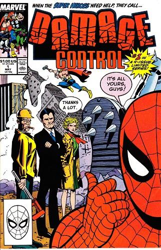 Damage-Control- serie comedia Marvel