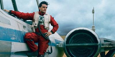 Star-Wars-7-Poe-Dameron-Oscar-Isaac-X-Wing o despertar da força