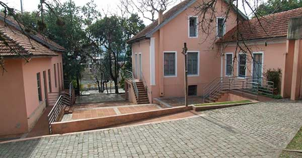 prédios do Arquivo Histórico de Porto Alegre Moysés Vellinho