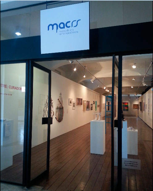 museu de arte contemporânea do rio grande do sul