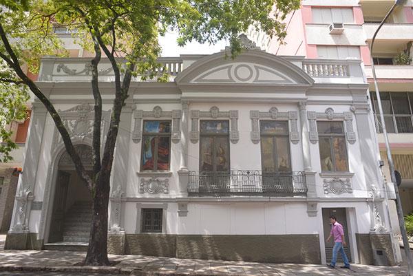 museu no centro de porto alegre