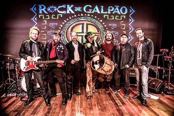 Rock de Galpão faz show em Santa Cruz do Sul, Bento Gonçalves e Pelotas