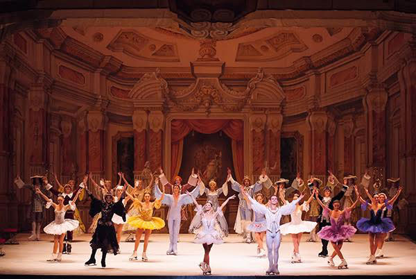 Ballet Estatal de São Petersburgo no Gelo