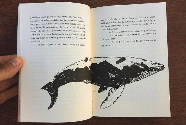 Fabrício Silveira lança livro de ficção 'Gigante Figura'